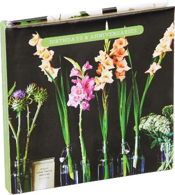 Botanical Style Birthday and Anniversary Book by Ryland Peters & Small