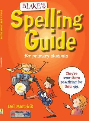Blake's Spelling Guide book