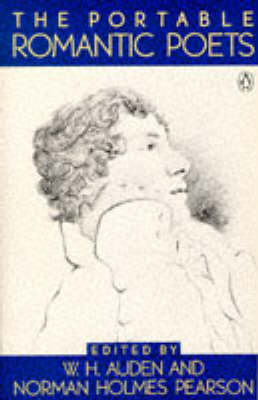 Poets of the English Language Romantic Poets - Blake to Poe v. 4 by W. H. Auden