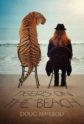 Tigers On The Beach by Doug MacLeod