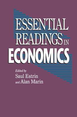 Essential Readings in Economics by Saul Estrin