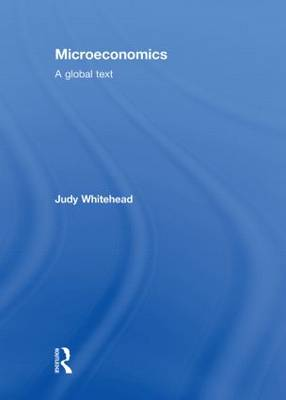 Microeconomics by Judy A. Whitehead