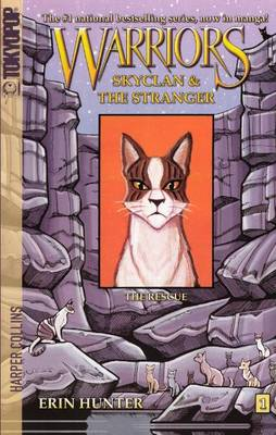 Skyclan and the Stranger #01: The Rescue by Erin L Hunter
