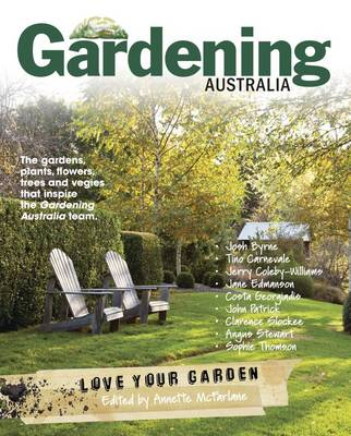 Love Your Garden book