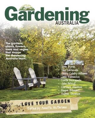Love Your Garden book
