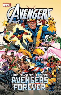 Avengers Forever (new Printing) by Kurt Busiek