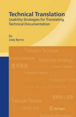Technical Translation by Jody Byrne