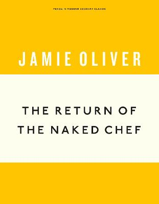 The Return of the Naked Chef book