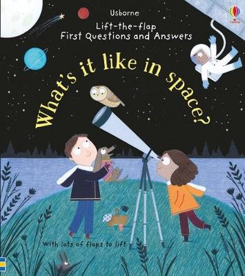 What's it Like in Space? by Katie Daynes