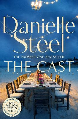 The Cast by Danielle Steel