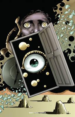 Twilight Zone: Shadow & Substance by Edu Menna