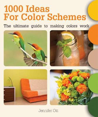 1000 Ideas for Color Schemes book