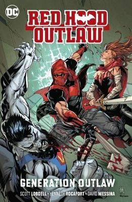 Red Hood: Outlaw Volume 3: Generation Outlaw book