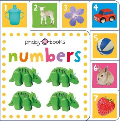Mini Tab Numbers by Roger Priddy