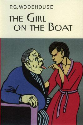 Girl on the Boat book