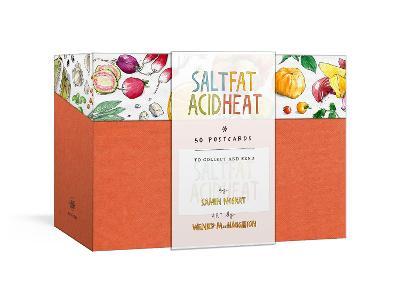Salt, Fat, Acid, Heat Postcards book