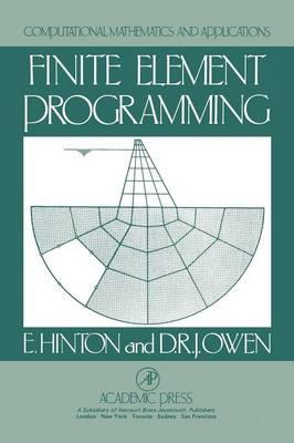 Finite Element Programming by Leanne Hinton