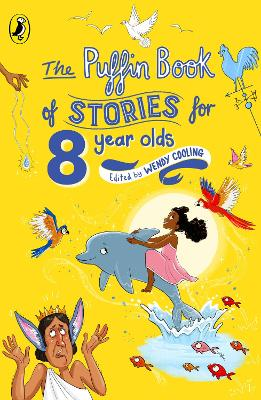 Puffin Book of Stories for Eight-year-olds book