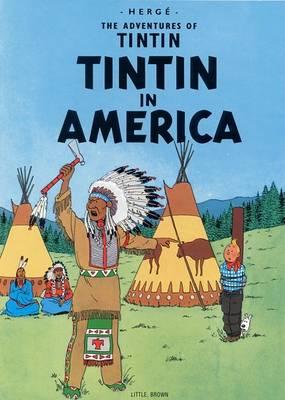 Adventures of Tintin: Tintin in America book