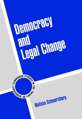 Democracy and Legal Change book