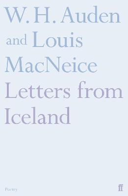 Letters from Iceland book