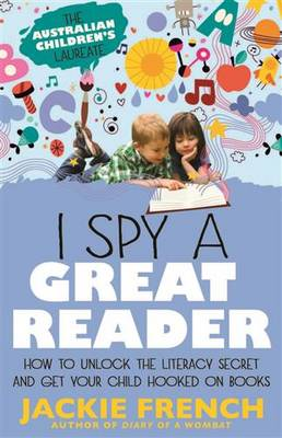 I Spy a Great Reader book