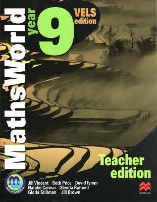 Mathsworld 9 by Jill Vincent