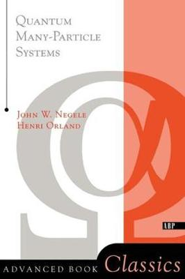 Quantum Many-particle Systems book
