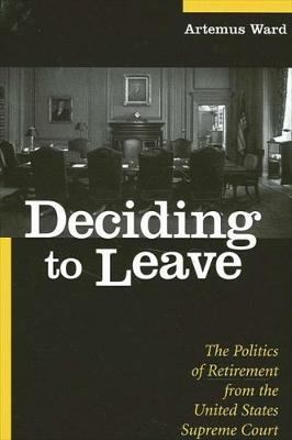 Deciding to Leave by Artemus Ward