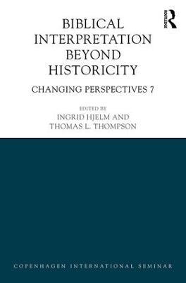 Biblical Interpretation Beyond Historicity book