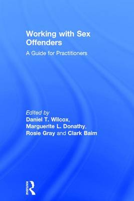 Working with Sex Offenders book
