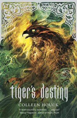 Tiger's Destiny book