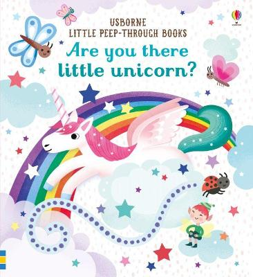 Are You There Little Unicorn? by Sam Taplin