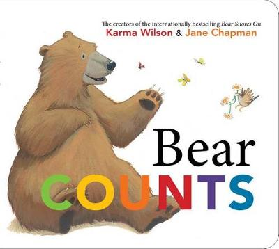 Bear Counts by Karma Wilson