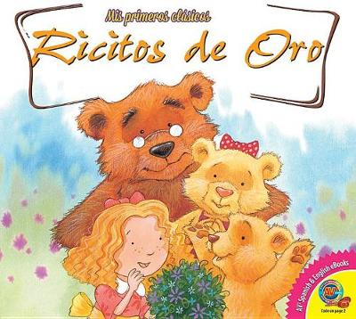 Ricitos de Oro (Goldilocks) book