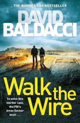 Walk the Wire by David Baldacci