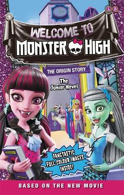 Monster High: Welcome to Monster High by Mattel UK Ltd.