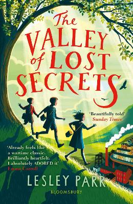 The Valley of Lost Secrets book