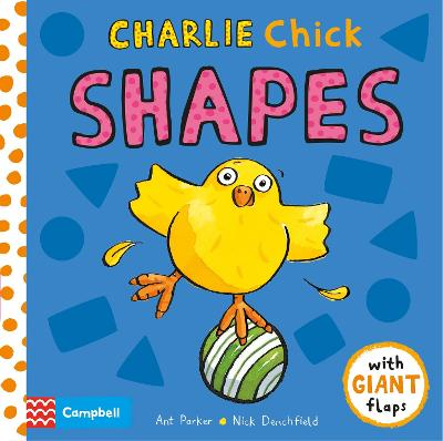 Charlie Chick Shapes by Nick Denchfield (2)