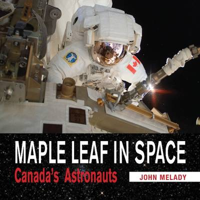 Maple Leaf in Space book