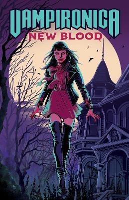 Vampironica: New Blood by Frank Tieri