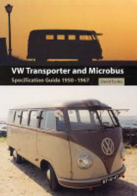 VW Transporter and Microbus by David Eccles