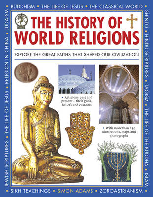History of World Religions by Simon Adams