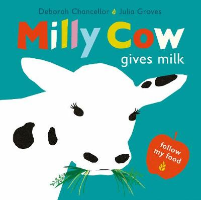 Milly Cow Gives Milk book