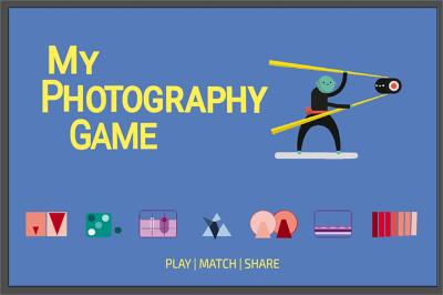My Photography Game: Play, Match, Share by Rosa Pons-Cerda