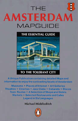 The Amsterdam Mapguide by Michael Middleditch