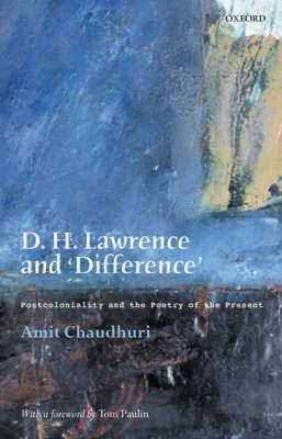 D. H. Lawrence and 'Difference' book