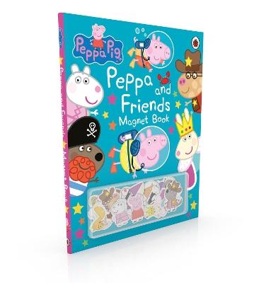 Peppa Pig: Peppa and Friends Magnet Book by Peppa Pig