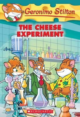 Cheese Experiment (Geronimo Stilton #63) by Geronimo Stilton