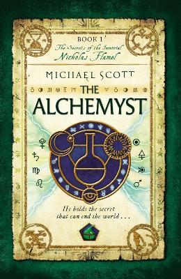 Alchemyst book